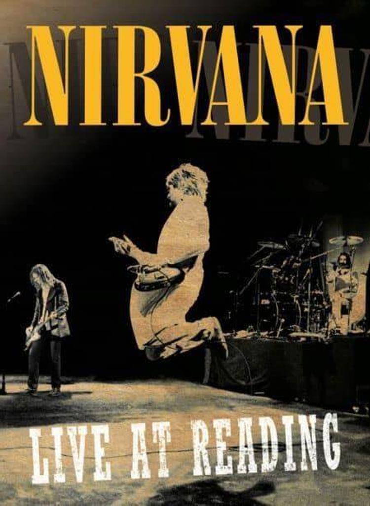 Nirvana : live at Reading festival / Nirvana, groupe voc. et instr.   Nirvana. Interprète