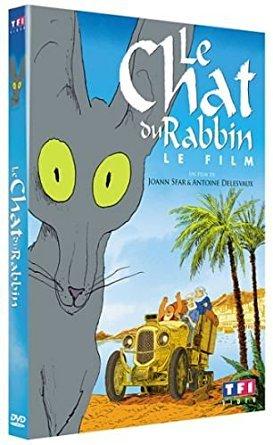 Le chat du rabbin / Un film de Joann Sfar et Antoine Delesvaux | Sfar, Joann (1971-....). Monteur