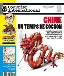 Courrier international / Dir. de la publ. Arnaud Aubron  
