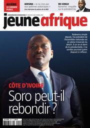 Jeune Afrique / Dir. de la publ. Marwane Ben Yahmed  