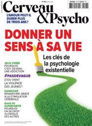 Cerveau & Psycho / Dir. de la pub. Frédéric Mériot | Mériot, Frédéric. Directeur de publication