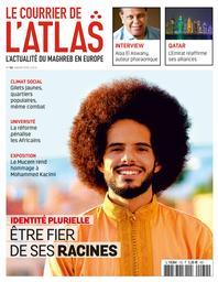 Le Courrier de l'Atlas : (2017-2020) / Dir. de la publ. Khalid Bazid |