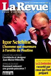 La revue : Pour l'intelligence du monde / Dir. de la publ.et Réd en chef Bechir Ben Yahmed  