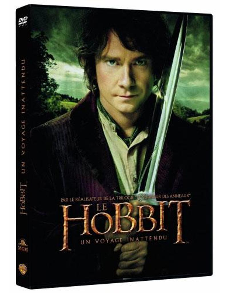 Le Hobbit : un voyage inattendu / Peter Jackson, Réal. | Jackson, Peter. Monteur