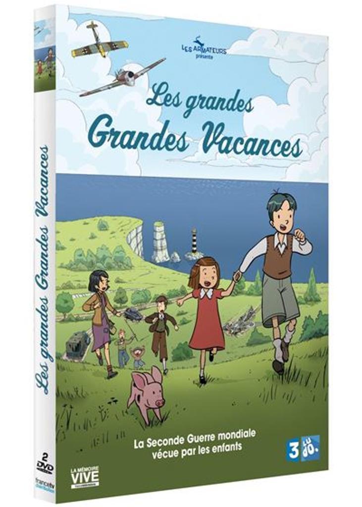 Les grandes Grandes vacances / Paul Leluc, Réal.   Leluc, Paul. Monteur
