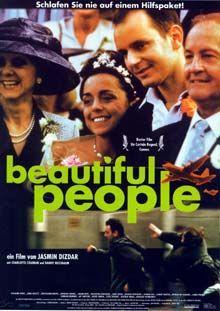 Beautiful people / Jasmin Dizdar | Dizdar, Jasmin. Monteur