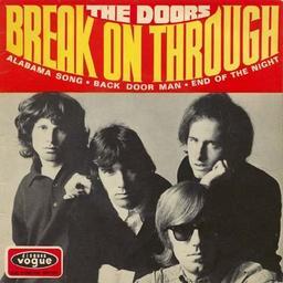 Break on through / The Doors, ens. voc. et instr. | The Doors