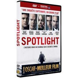 Spotlight / Tom McCarthy, réal. | McCarthy, Tom. Metteur en scène ou réalisateur. Scénariste
