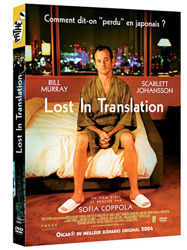 Lost in translation / Sofia Coppola, réal., scénario   Coppola, Sofia. Monteur