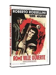 Rome ville ouverte / Roberto Rossellini, réal. | Rossellini, Roberto. Monteur