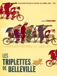 Les Triplettes de Belleville / Sylvain Chomet, réal. | Chomet, Sylvain. Monteur