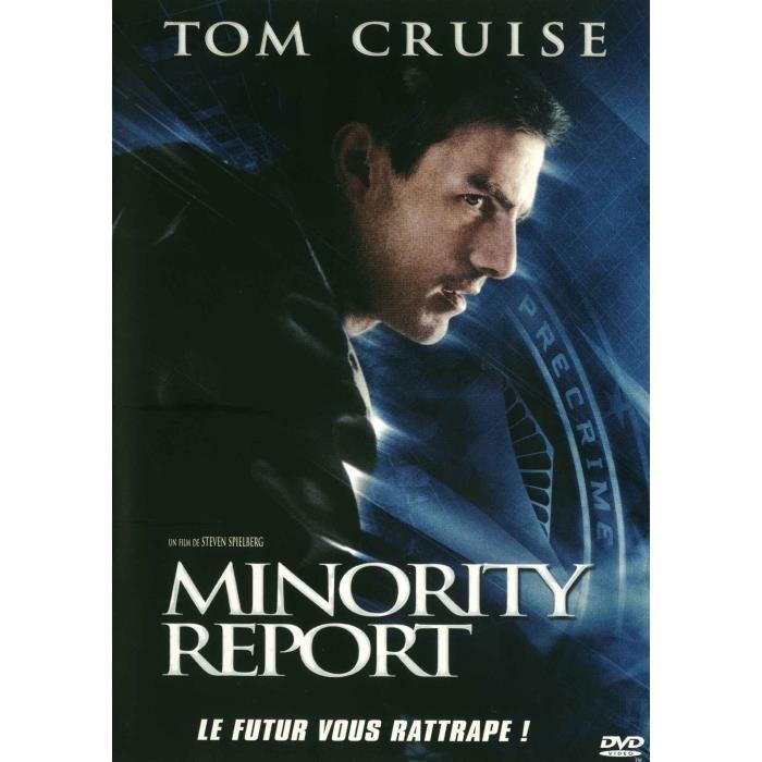 Minority report / Steven Spielberg, réal. | Spielberg, Steven. Monteur