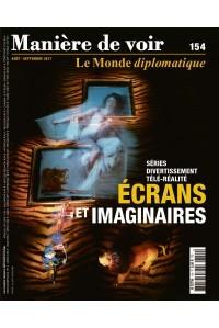 Ecrans et imaginaires : Séries, divertissement, télé-réalité / numéro coordonné par Mona Chollet  