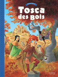 Jeunes filles, chevaliers, hors-la-loi et ménestrels. 1 / Radice & Turconi | Radice, Teresa. Auteur