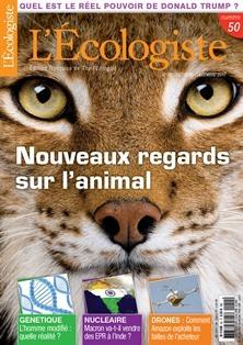 L'Ecologiste : édition française de The Ecologist / Directeur de publication et rédacteur en chef Thierry Jaccaud | Jaccaud, Thierry. Directeur de publication