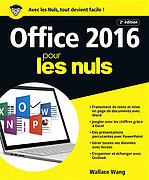 Office 2016 pour les nuls / Wallace Wang |