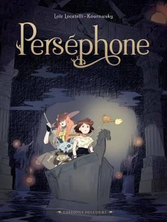 Perséphone / Loïc Locatelli-Kournwsky |
