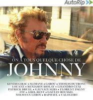 On a tous quelque chose de Johnny / Johnny Hallyday | Hallyday, Johnny (1943-2017). Antécédent bibliographique