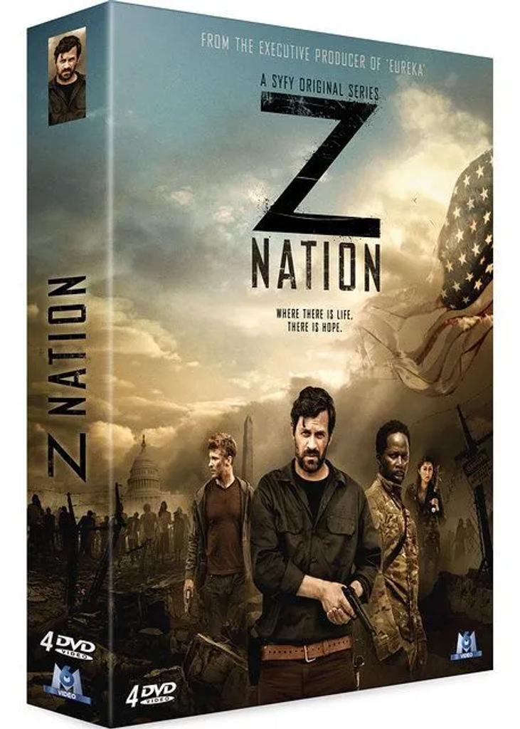 Z Nation . Saison 1 / John Hyams, réal. | Hyams, John. Metteur en scène ou réalisateur