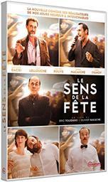 Le Sens de la fête / Olivier Nakache, réal. | Nakache, Olivier. Metteur en scène ou réalisateur. Scénariste