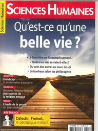Sciences Humaines. 302, Avril 2018  