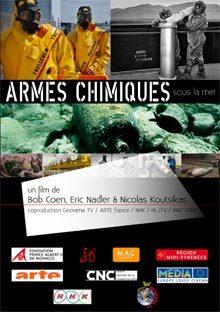 Armes chimiques sous la mer / Eric Nadler, Nicolas Koutsikas, Bob Coen, réal. |