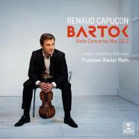 Violin concertos N°1 & 2 / Béla Bartok | Bartok, Bela. Compositeur