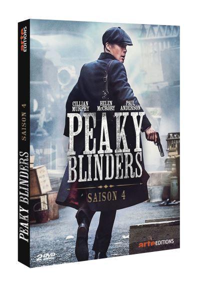 Peaky blinders . saison 4 / David Caffrey, réal. | Caffrey, David. Metteur en scène ou réalisateur