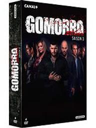 Gomorra . saison 3 / Francesca Comencini, réal. | Comencini, Francesca (1961-....). Metteur en scène ou réalisateur