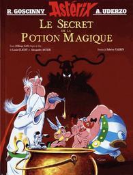Le Secret de la potion magique / Texte de Oliver Gay | Gay, Olivier (1979-....). Auteur