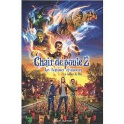 Chair de poule 2 - Les fantômes d'Halloween / Ari Sandel, réal.   Sandel, Ari. Metteur en scène ou réalisateur