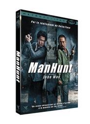 Manhunt / John Woo, réal. | Woo, John (1946-....). Metteur en scène ou réalisateur. Scénariste