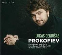 Piano sonatas / Sergueï Prokofiev |