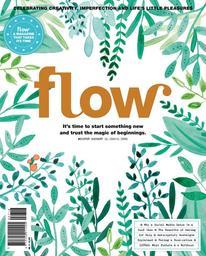 Flow : Savourer la douceur de vivre et le bonheur des choses imparfaites (2019) / Directeur de la publication Rolf Heinz  