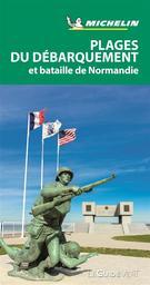 Plages du débarquement et bataille de Normandie / Michelin | Manufacture française des pneumatiques Michelin. Auteur