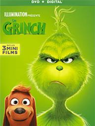 Grinch (Le) (2018) / Yarrow Cheney, réal. | Mosier, Scott. Metteur en scène ou réalisateur