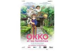 Okko et les fantômes / Kitaro Kosaka, réal.   Kosaka, Kitaro. Metteur en scène ou réalisateur