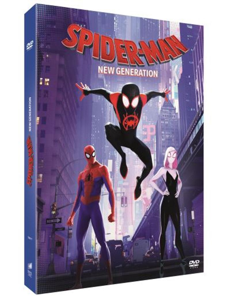 Spider-Man - New generation / Peter Ramsey, réal. |