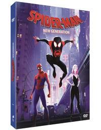Spider-Man - New generation / Peter Ramsey, réal.   Ramsey, Peter. Metteur en scène ou réalisateur