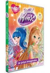 World of Winx - Vol 3 : Le pays imaginaire / Iginio Straffi, réal. | Straffi, Iginio. Metteur en scène ou réalisateur. Antécédent bibliographique