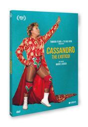 Cassandro The Exotico ! / Marie Losier, réal. | Losier, Marie. Metteur en scène ou réalisateur. Scénariste
