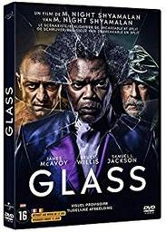 Glass   Shyamalan, M. Night. Metteur en scène ou réalisateur