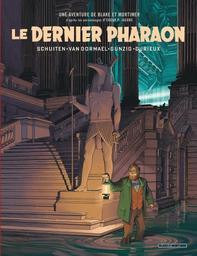 Le dernier pharaon / scénario, Jaco Van Dormael, Thomas Gunzig et François Schuiten | Van Dormael, Jaco. Auteur