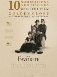 Favorite (La) / Yorgos Lanthimos, réal. | Lanthimos, Yorgos. Metteur en scène ou réalisateur. Producteur