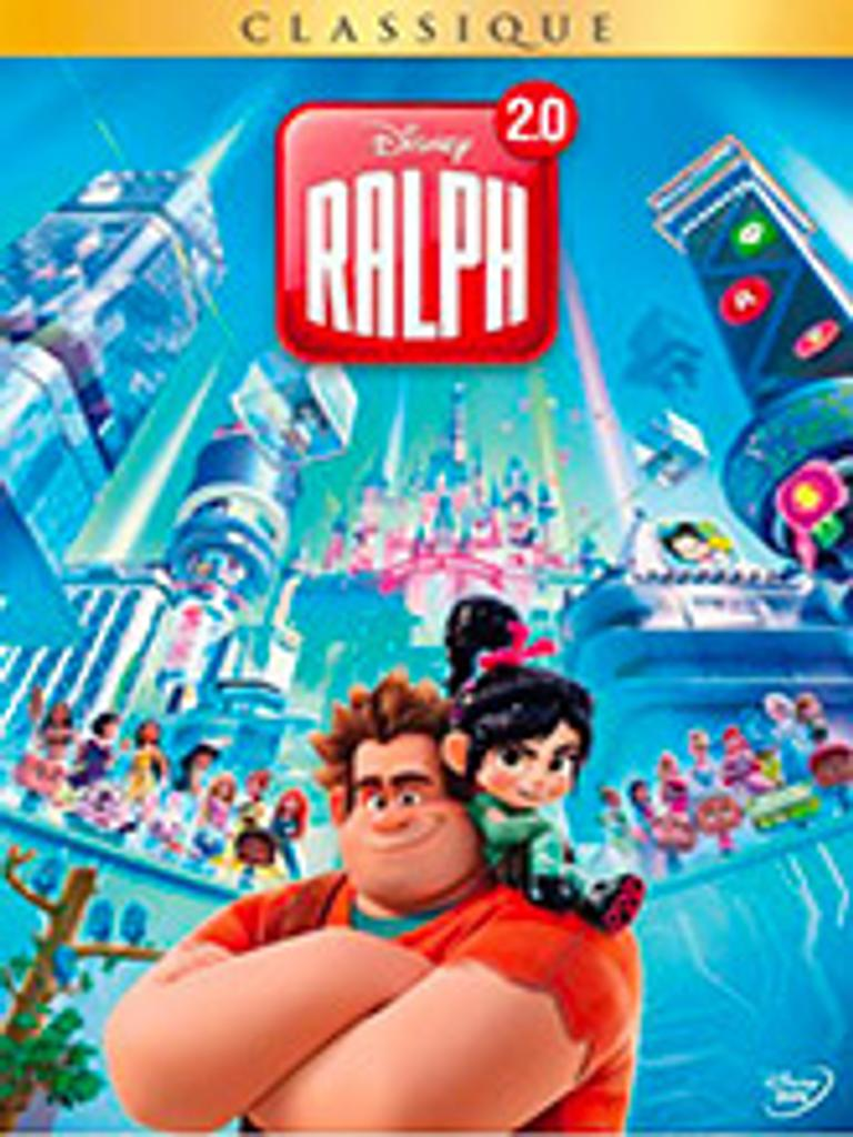 Ralph 2.0 / Phil Johnston, réal. |