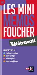 Télétravail : mode d'emploi / Priscilla Benchimol, Léa Rasolo | Benchimol, Priscilla. Auteur