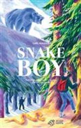 Snake boy / Carl Hiaasen   Hiaasen, Carl. Auteur