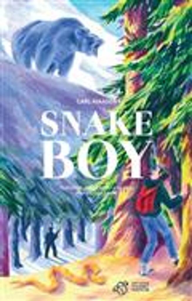 Snake boy / Carl Hiaasen |