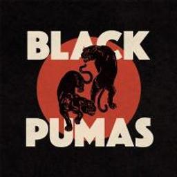 Black Pumas / Black Pumas   Black Pumas. Musicien