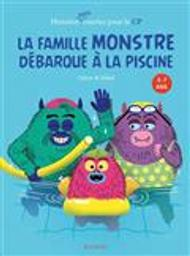 La famille Monstre débarque à la piscine / Falzar | Falzar,. Auteur